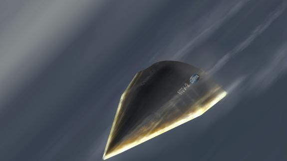 US Military to Launch Hypersonic Rocket Plane by 2016