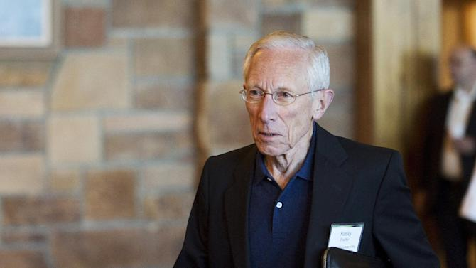Federal Reserve Vice Chairman Stanley Fischer attends the Federal Reserve Bank of Kansas City's annual Jackson Hole Economic Policy Symposium in Jackson Hole, Wyoming