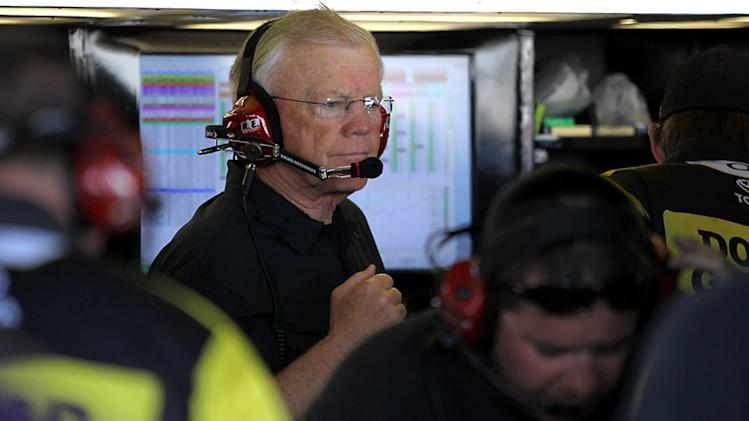 Appeal date nears for Joe Gibbs Racing