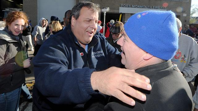 Chris Christie's Post-Sandy Rise Defies His GOP Critics
