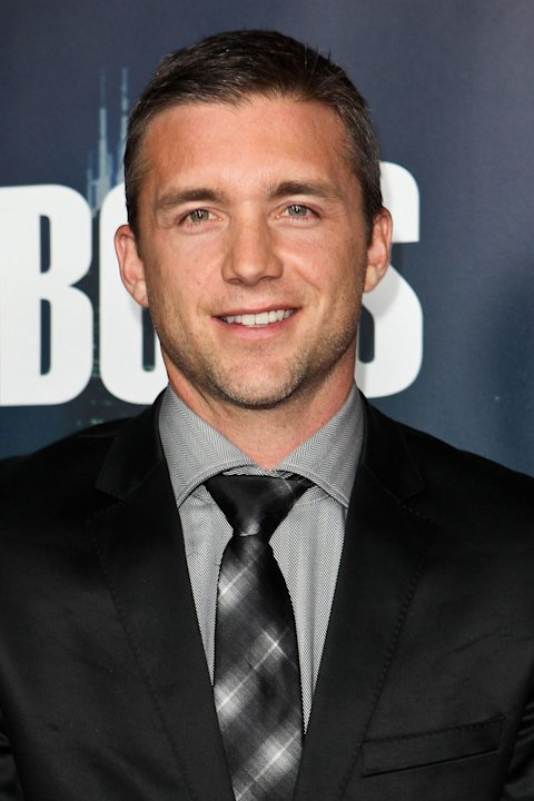 "Jeff Hephner arrives at the premiere of Starz's ""Boss"" at ArcLight Cinemas on October 6, 2011 in Hollywood, California."