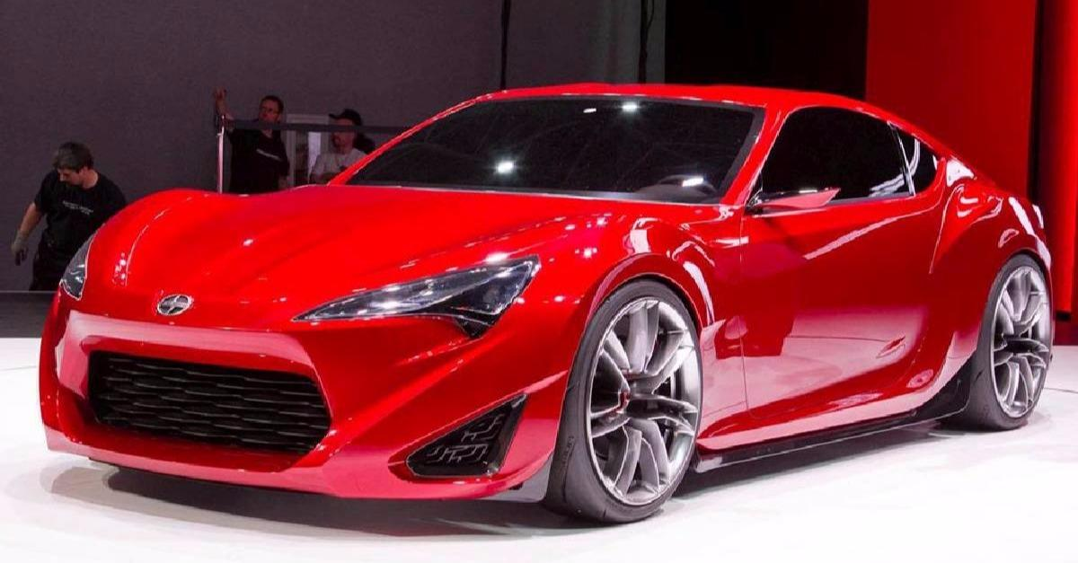 Why Does Everyone Love The Scion FR-S?