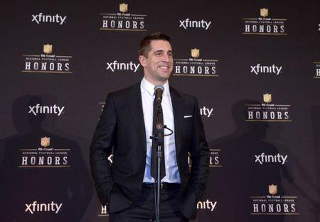 NFL: Super Bowl XLIX-NFL Honors Press Room