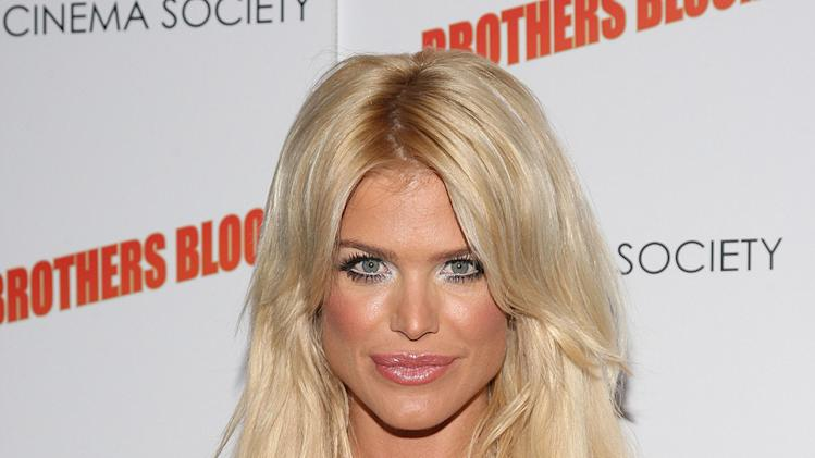 The Brothers Bloom NY Screening 2009 Victoria Silvtedt