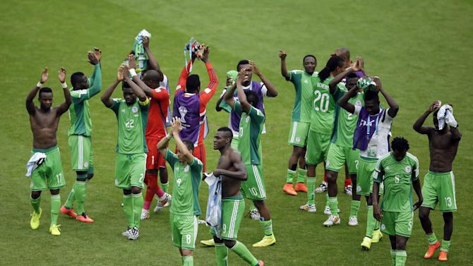 Nigeria bonuses paid as player set to travel