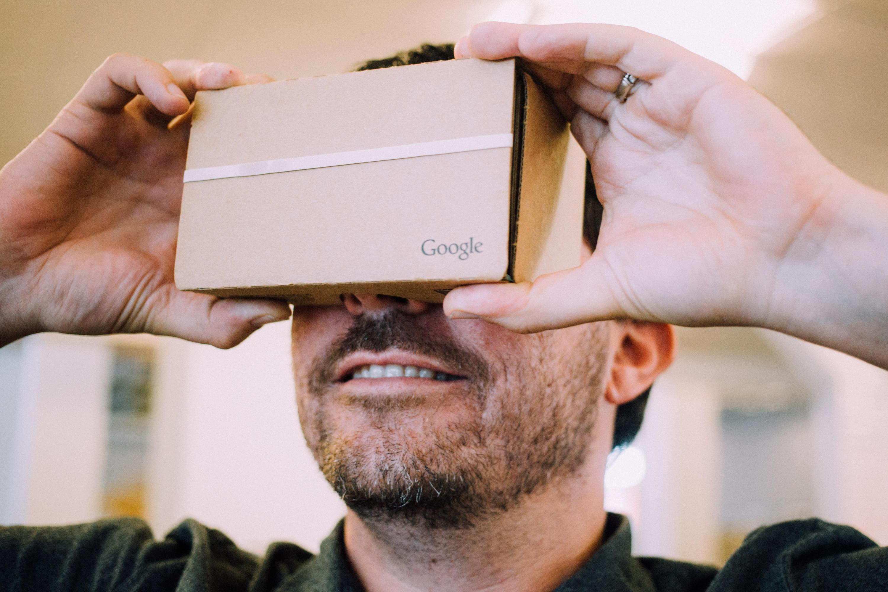 Virtually there: How Google is readying VR for you
