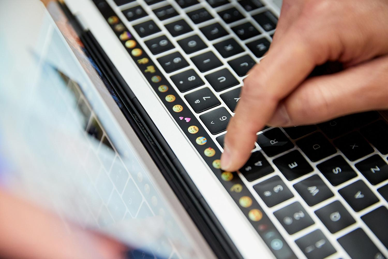 The Touch Bar is only the beginning of Apple's grand designs for the laptop keyboard