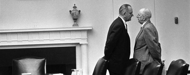 The great myth of LBJ's power debunked