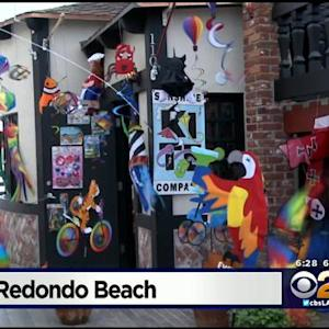 Redondo Beach Hosts Annual Kite Festival