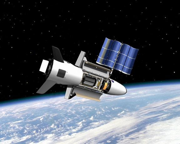 Mysterious X-37B Military Space Plane's Next Secret Mission Delayed
