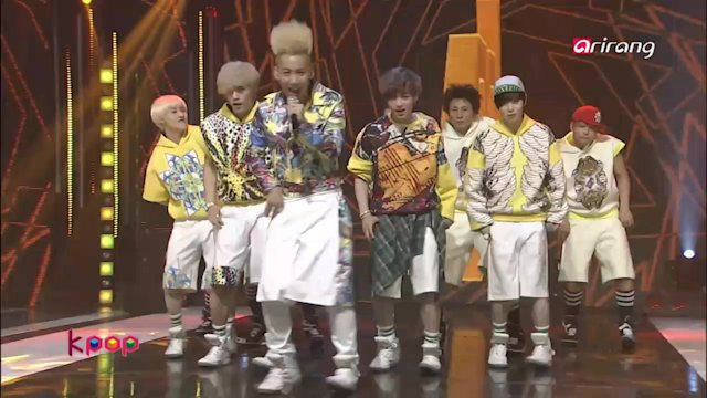 Simply K-Pop : LC9 - MaMa Beat