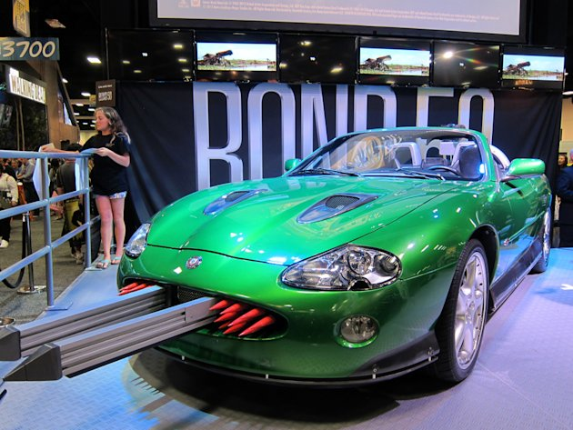Zao's Jaguar XKR from …