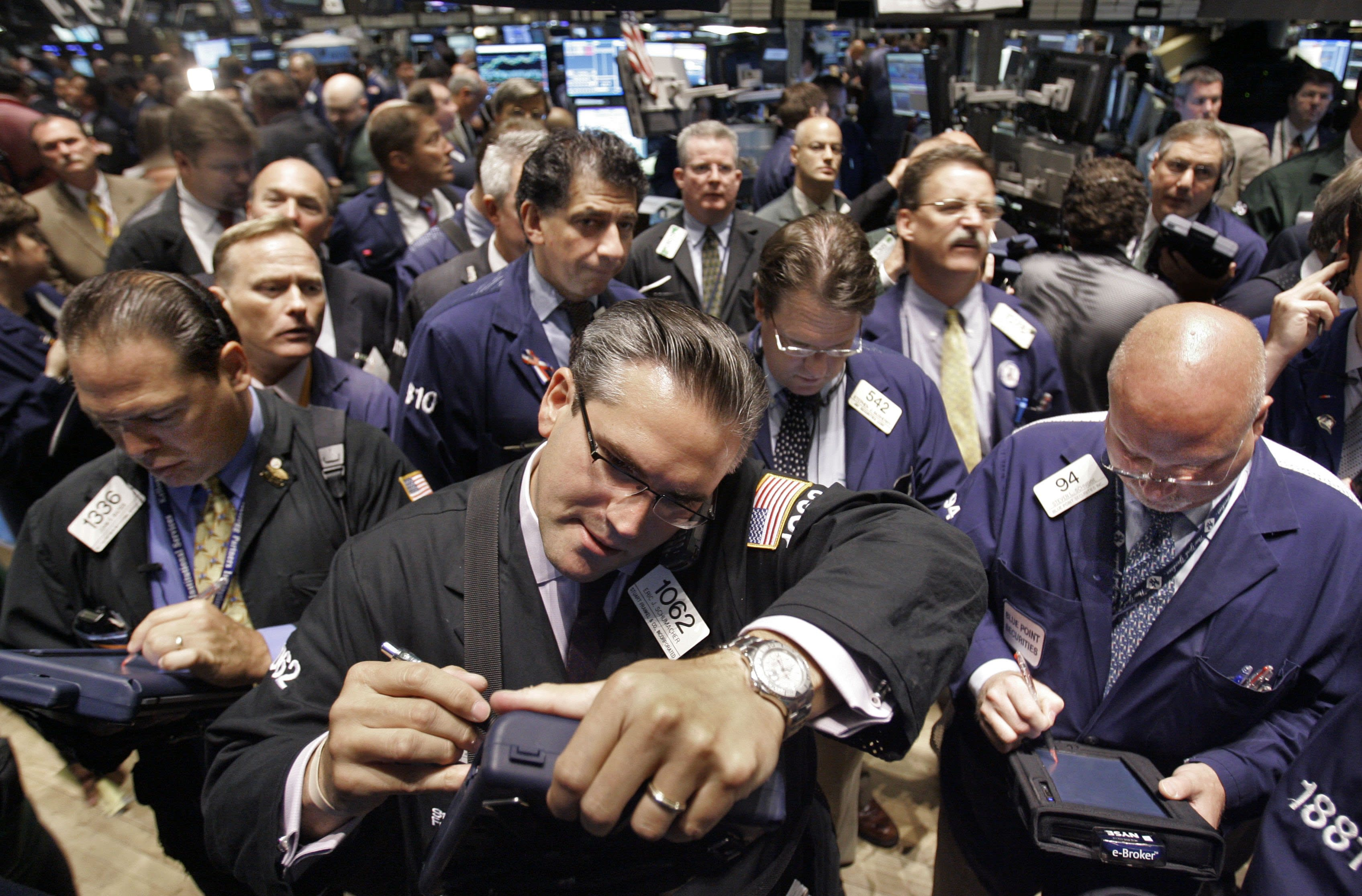 Rare victory for human stock pickers vs. the market