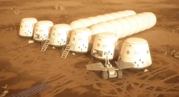 Canadians sign up for one-way ticket to Mars colony in ...