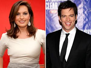 Harry Connick Jr. Playing Mariska Hargitay's Law and Order: SVU Love Interest!