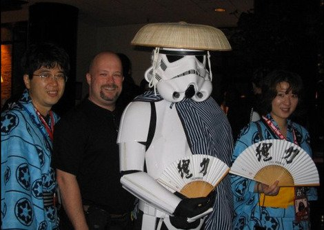 The 501st in Japan(?)