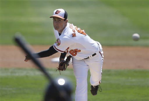 Jones hits 2 homers as Orioles beat Red Sox 12-9