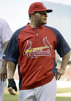 Molina, Wacha on comeback trail for Cardinals