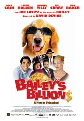 Echo Bridge Entertainment's Bailey's Billions