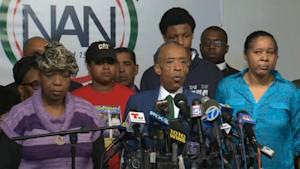 Sharpton calls for national march in DC to protest…