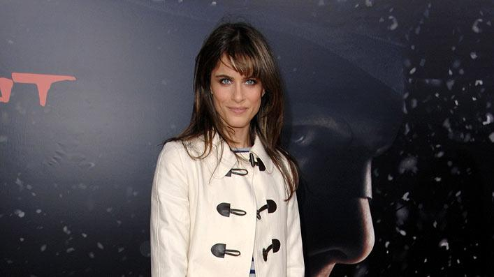The Spirit LA Premiere Amanda Peet