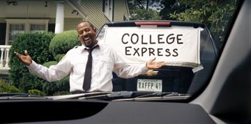 Martin Lawrence in Walt Disney's College Road Trip