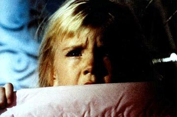 Heather O'Rourke in MGM's Poltergeist
