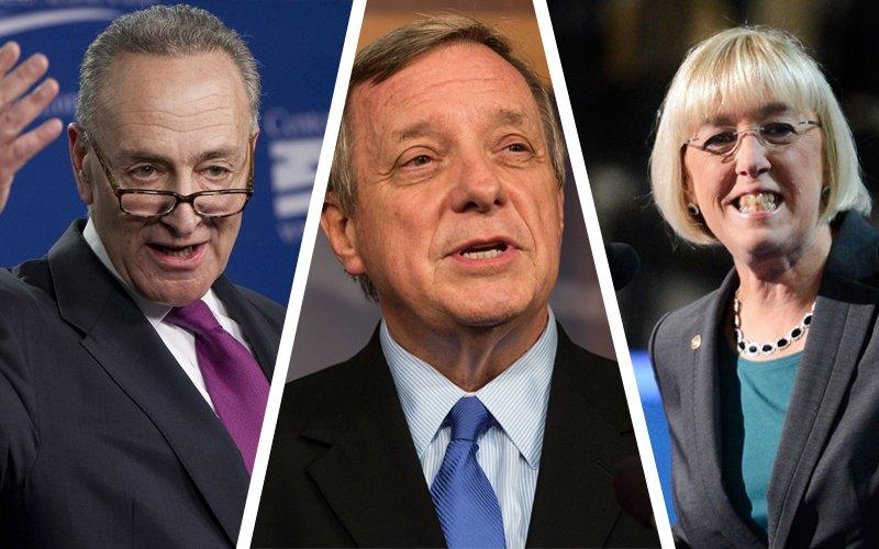 One of These 3 Democrats Could Succeed Harry Reid
