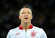 John Terry, pictured, will be considered for selection by England manager Roy Hodgson