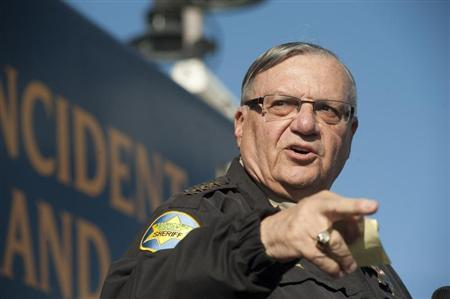 Maricopa County Sheriff Joe Arpaio announces newly launched program aimed at providing security around schools in Anthem Arizona