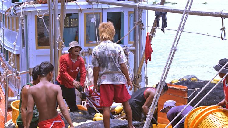 Study finds dire work conditions on Thai trawlers