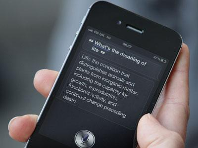 Voice controlled assistants like Siri will only get smarter