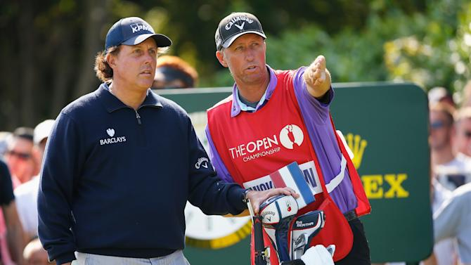 143rd Open Championship - Round Two