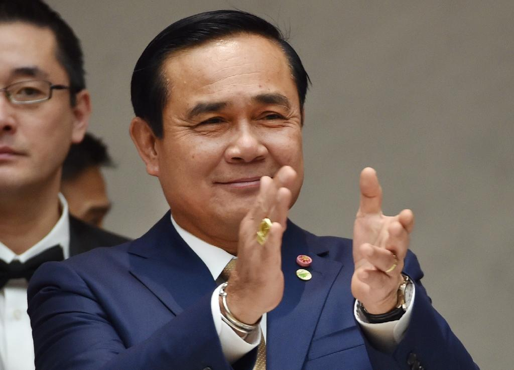 Thai junta chief considers martial law replacement