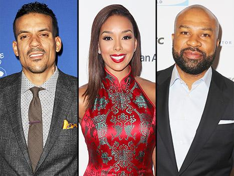 Matt Barnes Confronted Knicks Head Coach Derek Fisher at Estranged Wife Gloria Govan's Home: Report
