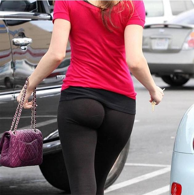 Leggings as Pants