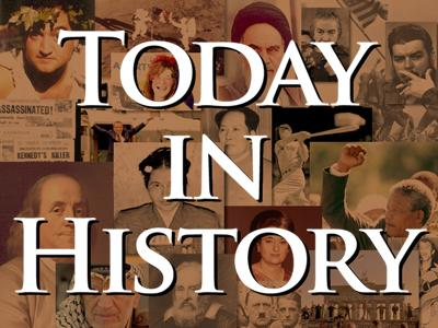 Today in History for July 9th