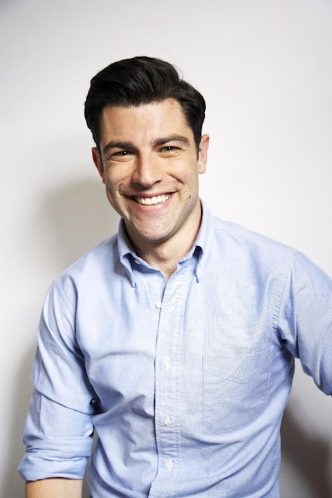 FILE - This Jan. 29, 2013 photo shows actor Max Greenfield from the Fox comedy series &quot;New Girl,&quot; in New York. Greenfield, who's been nominated for an Emmy and a Golden Globe for his role as Schmidt o