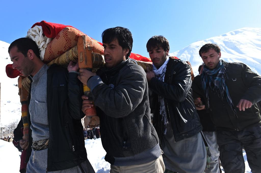 Afghanistan sets up emergency power lines to Kabul after avalanches