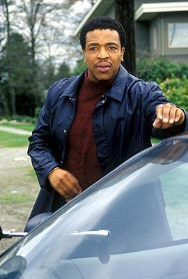 Russell Hornsby as Marcus Bradshaw on Haunted