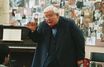 Richard Griffiths in Fox Searchlight's The History Boys