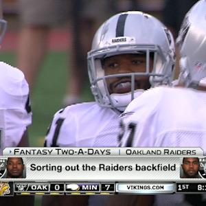 'NFL Fantasy Live': Oakland Raiders Two-A-Days