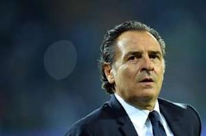 Prandelli: I've picked 18 players for Italy's World Cup team