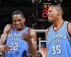 For Thunder, age is nothing but a number