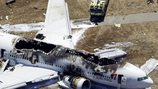 After airliner crash, SF chief bans helmet cams