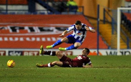 Soccer - Sky Bet Championship - Sheffield Wednesday v Derby County - Hillsborough