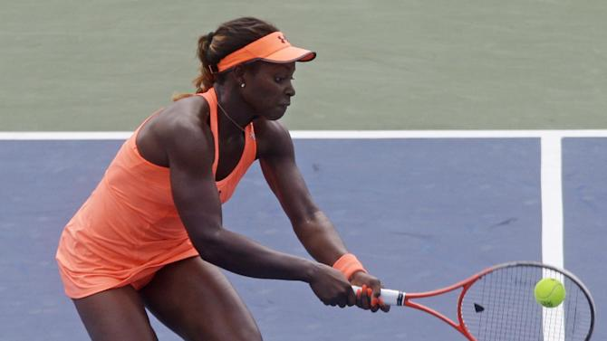 Sloane Stephens advances at New Haven Open