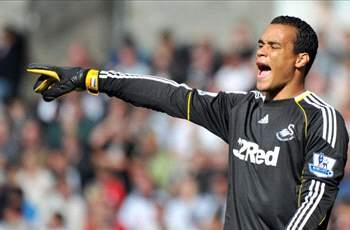 'I am very happy at Swansea' - Vorm denies exit rumors