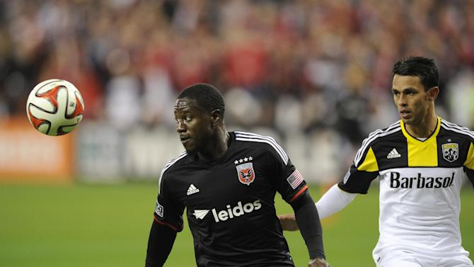 Johnson leads United past Chivas USA 3-1