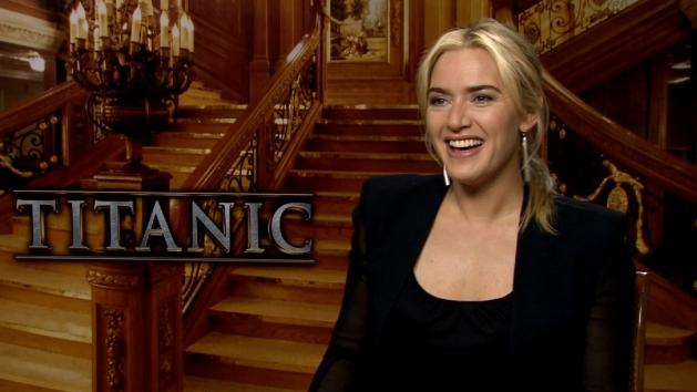 Kate Winslet chats with Access Hollywood in London on March 26, 2012 -- Access Hollywood